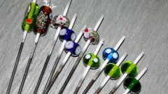 Как делать украшения из стекла