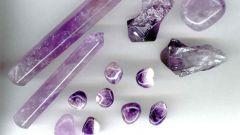 How is purple stone