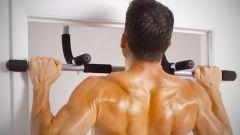 Какие мышцы разрабатывает турник