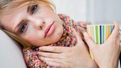 Чем можно полоскать горло при беременности