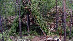 Как переночевать на природе без палатки