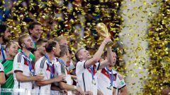 Какая сборная выиграла ЧМ 2014 по футболу