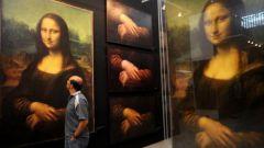 Где можно увидеть Джоконду Леонардо да Винчи