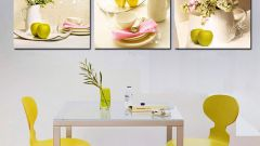 Как выбрать картину для кухни