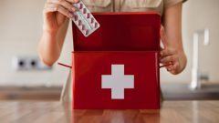 Что должно быть в домашней аптечке: минимальный набор