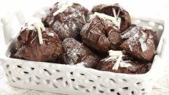 Как приготовить шоколадные эклеры