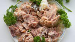 Рецепт приготовления тушенки