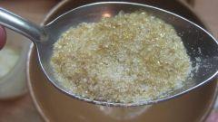 Маски из желатина