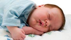Как уложить младенца спать