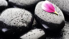 Какие камни бывают черными