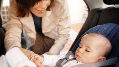 Как можно перевозить грудного ребенка