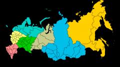 Федеральные округа как современная система