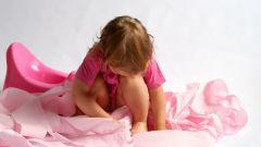 Что делать, если ребенок перестал какать сам