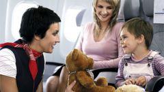 Как дети переносят перелет