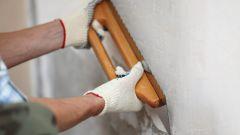 Как зачистить стены перед покраской