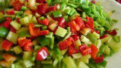 Как законсервировать болгарский перец