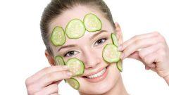Летние маски для лица из овощей