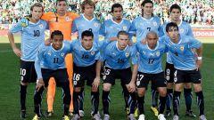 Как сыграла сборная Уругвая на ЧМ 2014 по футболу
