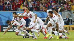 Как выступила сборная Коста-Рики на ЧМ 2014 по футболу