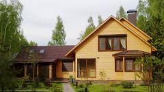 Дом из бруса: плюсы и минусы