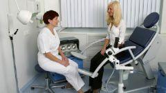 Как проводит осмотр гинеколог