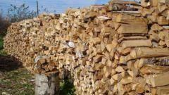 От каких дров теплее