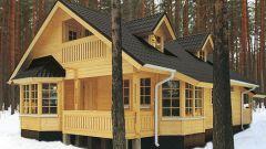 Какой брус использовать для строительства дома