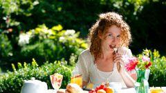 Как правильно питаться в летнее время