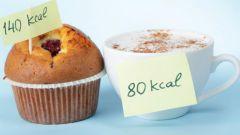 Таблица калорийности пищевых продуктов