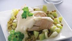 Как готовить соусы для мяса курицы