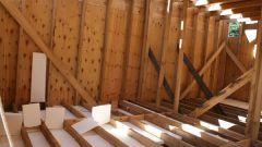 Как строить стены дома