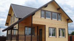 Как строить каркасные дома