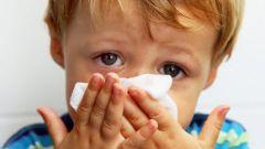 Как снять воспаление с аденоидов