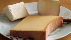 Как готовят нежирный сыр