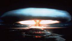 Как происходит ядерный взрыв