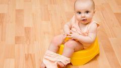 Как приучить ребенка ходить в горшок