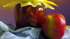 Готовим яблочное варенье