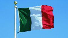 История итальянского флага