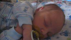 Где спать новорожденному?