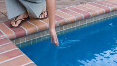 How to heat the water in the pool in the country