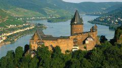 Крупнейшие реки Германии
