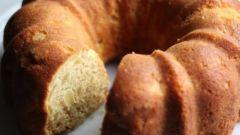 Как приготовить яблочно-медовый кекс