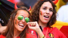 1/8 финала ЧМ 2014 по футболу: Бельгия - США