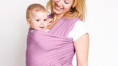 Как выбрать слинг для малыша