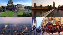 Как дешевле всего путешествовать по Европе