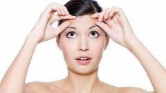 Морщины на лбу - методы избавления и способы маскировки