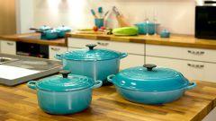 Как ухаживать за керамической посудой для готовки