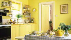 Как выбрать краску в кухню