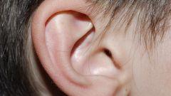 Как промыть ухо