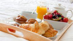Как сделать завтрак красивым